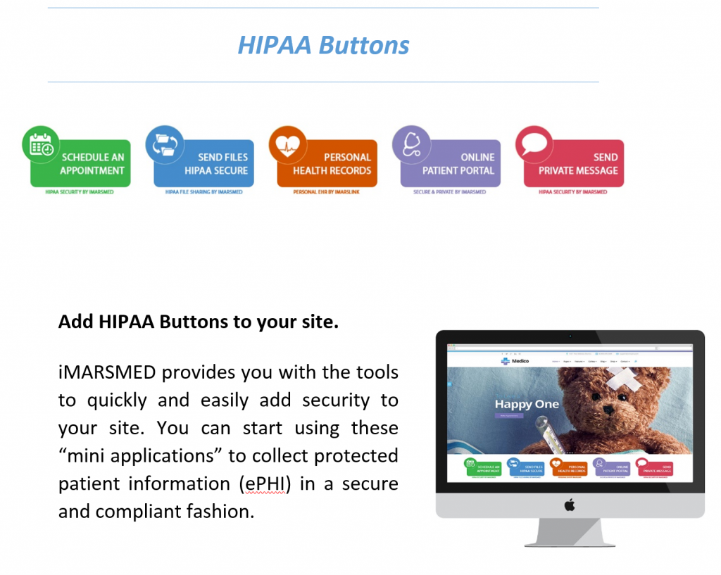 hipaa-websites