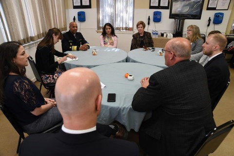 Readout of U.S. Surgeon General VADM Jerome Adam's Visit to Local Addiction Treatment Facility