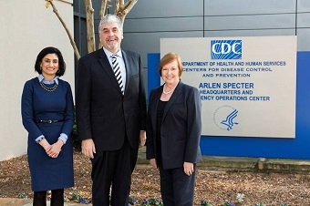 Readout of Acting HHS Secretary Hargan's visit to CDC headquarters
