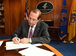 HHS Secretary Azar Declares Public Health Emergencies in North Carolina and South Carolina Due to Hurricane Florence