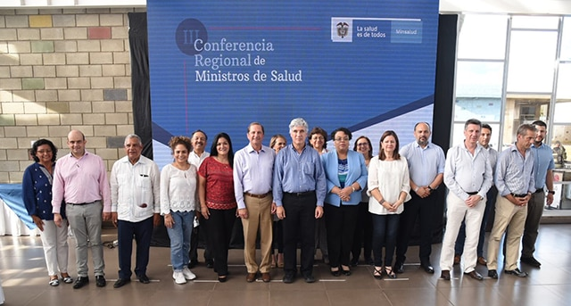 Secretary Azar Attends Health Ministerial Meeting in Cucuta, Colombia on the Venezuelan Humanitarian and Refugee Crisis